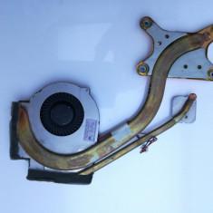 Cooler Ventilator + Racitor Heatsink  Lenovo T410 45M2722 MCF-229PAM05