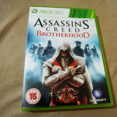 Assassin's Creed Brotherhood, xbox360, original, alte sute de jocuri!, Actiune, 18+, Single player