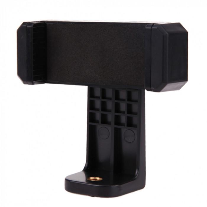 Suport 360 adaptor telefon mobil cu doua filete 1/4 pentru trepied / monopied