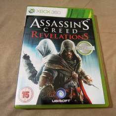 Assassin's Creed Revelations, xbox360, original, alte sute de jocuri!, Actiune, 18+, Single player