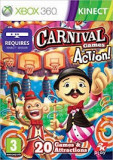 Carnival Games in Action (Kinect) - XBOX 360 [Second hand], Sporturi, 12+, Multiplayer