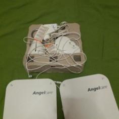 Angelcare Monitor de miscare cu 2 placi de detectie - Baby monitor