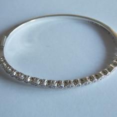Bratara din argint fixa- Pandora -590522cz-19 cm-eleganta atemporala - Bratara argint