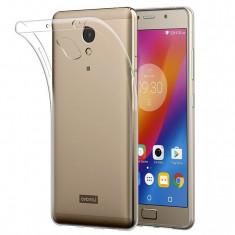 Capac de protectie Lenovo Vibe P2, TPU transparent, 0.5 mm, doar 7.5 lei - Husa Telefon Oem