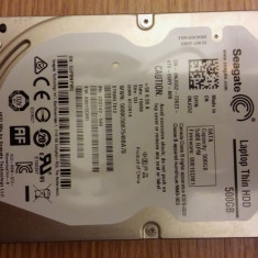 Vand HDD laptop Seagate 500GB 5400rpm