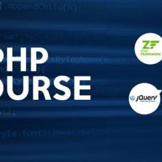 28 de cursuri php audio si video high quality - Curs IT & C