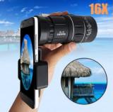 Teleobiectiv-lentila 16X optic telefon mobil