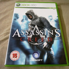 Assassin's Creed, xbox360, original, alte sute de jocuri!, Actiune, 18+, Single player
