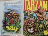 Tarzan , banda desenata romaneasca ; desene de Nicu Russu
