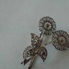 Brosa argint filigran