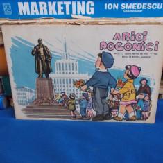 ARICI POGONICI, ALBUM PENTRU CEI MICI * NR. 11 / 1961 - Revista scolara