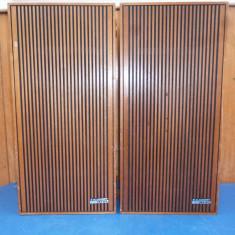 Boxe vintage Blaupunkt LAB305 cu difuzoare Isophon