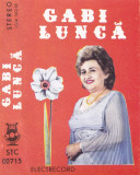 Caseta audio: Gabi Lunca - Gabi Lunca ( originala Electrecord STC 00715 )
