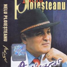 Caseta audio: Nelu Ploiesteanu - Autograf ( 2003 - originala, stare foarte buna), Casete audio
