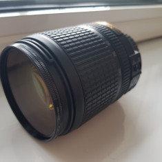 Obiectiv Nikon 18-140 mm + filtru Hoya polarizare circulara, stare impecabila - Obiectiv DSLR