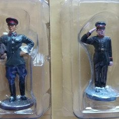 F.Set 2 soldati ARMATA ROSIE