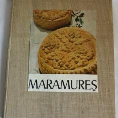 Carte - Sandu Mendrea - Maramures, 1982