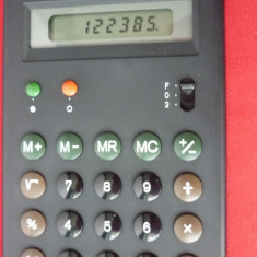 "CALCULATOR DE BUZUNAR ""BRAUN"" - Calculator Birou"