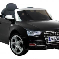 Masinuta electrica Audi S5 negru - Masinuta electrica copii