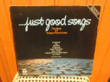 -Y- VARIOUS - JUST GOOD SONGS - URIAH HEEP / LAKE / VAN HALEN / SANTANA ....
