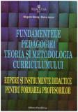 Fundamentele pedagogiei, teoria si metodologia curriculumului - Repere si instrumente didactice pentru