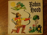 Robin Hood - Carte 3D in limba germana / C65P