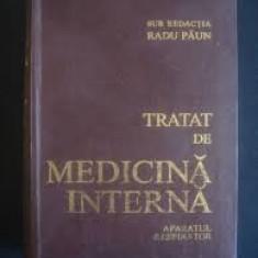 Radu Paun Tratat de Medicina Interna