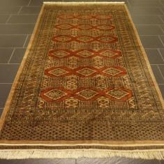 Covor persan vintage Bouchara, manual, lana, 150x270cm - Covor vechi