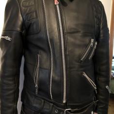 Geaca din piele, pentru bikeri, motociclisti, Hein Gericke, 56 - Imbracaminte moto