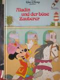 Banda desenata Mickey mouse si Aladin - Disney