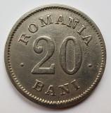 Romania 20 bani 1900