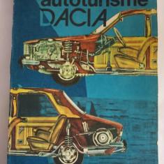 Corneliu Mondiru - Autoturisme Dacia, 1990 - Carti auto