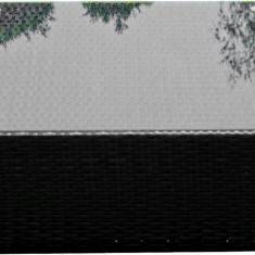 Masa de gradina ratan sintetic neagra - Masa gradina