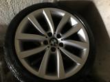 "SET ROTI COMPLETE 19"", ORIGINALE BMW, SERIA 5 - F10 (SENZORI PRESIUNE INCLUSI), 9"