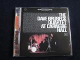 The Dave Brubeck Quartet  - At Carnegie Hall _dublu  CD,album, Columbia