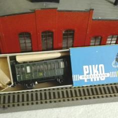 Vand vagon calatori trenulet Piko HO - Macheta Feroviara Piko, 1:87, H0 - 1:87, Vagoane