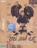 Caseta audio: 3rei Sud Est - Sentimental ( 2001 - originala, stare foarte buna ), Casete audio