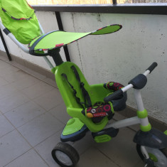 Tricicleta Fisher Price, Charisma, verde - Tricicleta copii