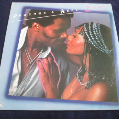 Peaches & Herb - 2 Hot ! _ vinyl, LP, album _ Polydor (SUA) - Muzica R&B Polydor, VINIL