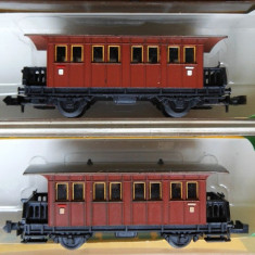 Macheta Vagon Minitrix 3069 - Macheta Feroviara Trix, N - 1:160, Locomotive
