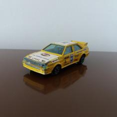 BBURAGO Audi Quattro, scara 1/43 - Macheta auto