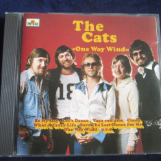 The Cats - One Way Wind _ CD, album _ EMI (Europa, 1987) - Muzica Rock emi records