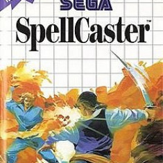 Spell Caster - SEGA Master System [Second hand] fm, Role playing, 3+, Single player
