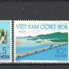 Vietnam de Sud.1974 Frumuseti turistice  SV.385