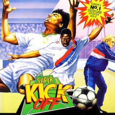 Super Kick Off - SEGA Master System [Second hand] - Jocuri Sega, Sporturi, 3+, Single player