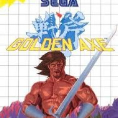 Golden Axe - SEGA Master System [Second hand] - Jocuri Sega, Actiune, 3+, Single player