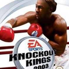 Knockout Kings 2003 - Gamecube [Second hand], Sporturi, 3+, Multiplayer