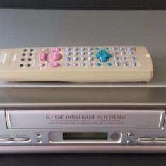 VIDEORECORDER SHARP stereo 6 head NOU - DVD Recordere