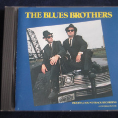 The Blue Brothers - The Blue Brothers (soundtrack) _ CD,album _Atlantic(EU)