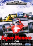 Super Monaco GP - SEGA Master System [Second hand] fm, Curse auto-moto, 3+, Single player